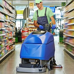 Evergreen Building Maintenance | Commercial Cleaning & Janitorial Services | industries - retail