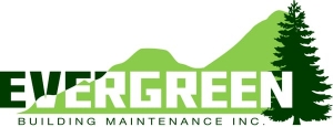 Logo Evergreen Building Maintenance Commercial Cleaning Service Prince George BC