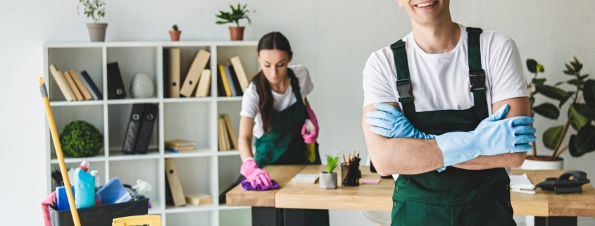 Why Choose Evergreen Office Cleaning Services