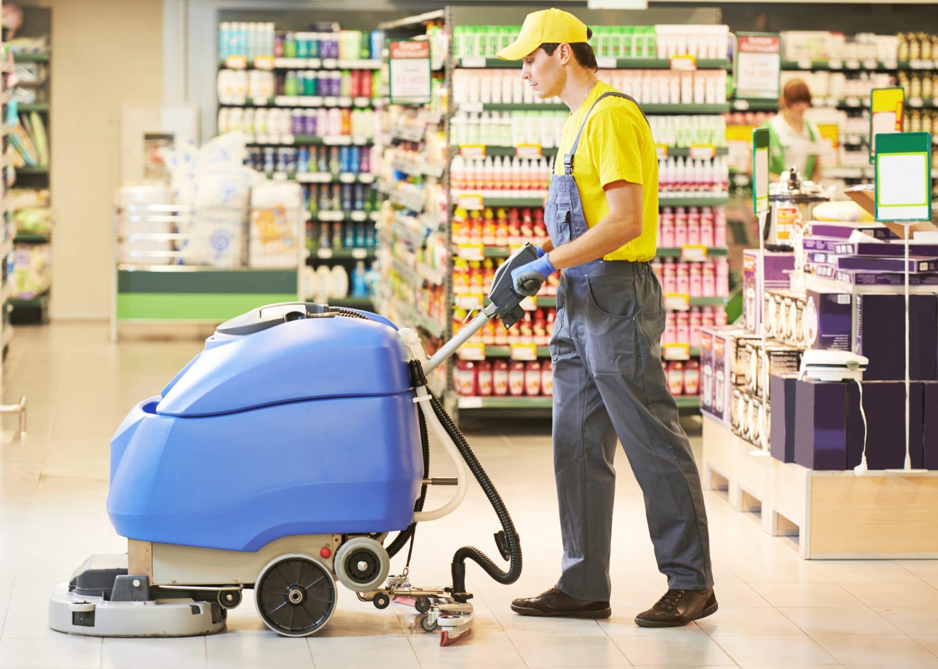 Business Cleaning Services Evergreen Building Maintenance