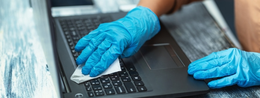 Commercial Cleaning, Disinfecting, And Sanitizing Services